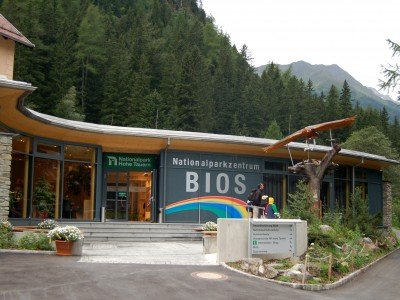 "Nationalparkzentrum ""BIOS"""